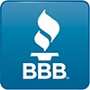 Listed in Better Business Bureau