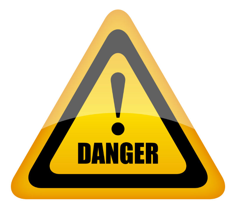 Triangle Danger Sign