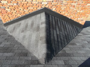 What is a Chimney Cricket - Atlanta GA - Old Hat Chimney Service