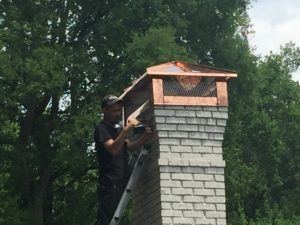 Chimney Repair and Waterproofing