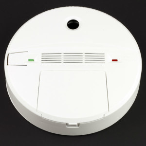 When you spring ahead and fall back each year, check the batteries in both your carbon monoxide detector and your smoke alarm.