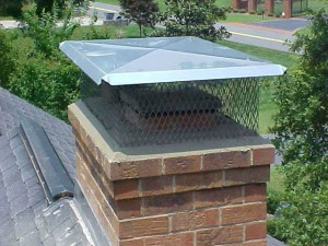 Chimney Cap Replacement - Atlanta GA - Old Hat Chimney Service